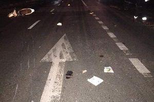 Tại nạn thảm khốc, 3 thanh niên tử vong lúc nửa đêm