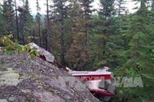 Rơi máy bay, 5 người thiệt mạng