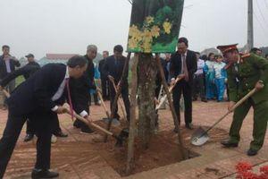 Hà Nội đặt mục tiêu trồng 400.000 cây xanh