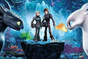'How to Train Your Dragon 3': Tạm biệt nhé, những người hùng!