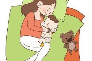 Đừng xem nhẹ khi trẻ có những hiện tượng bất thường này khi ngủ