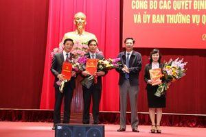 Ông Vũ Văn Diện chính thức làm Chủ nhiệm Ủy ban Kiểm tra Tỉnh ủy Quảng Ninh
