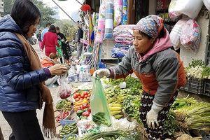 Giá hàng hóa sau Tết: Không có đột biến