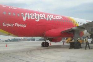 VietJet Air lên tiếng về thông tin máy bay nổ lốp ở sân bay Tân Sơn Nhất