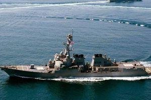 Nga nổi giận với kế hoạch tập trận quân sự của Mỹ-Ukraine trên biển Đen