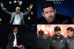 Top 10 chiến lược gia tài năng chưa từng vô địch Champions League