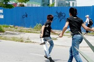 Thanh Hóa: Hai nhóm trai làng hỗn chiến trong ngày lễ tình nhân, 3 người bị thương