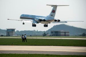 Khám phá chuyên cơ bí ẩn có thể được chọn để chở ông Kim Jong Un tới Hà Nội