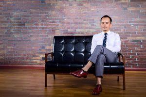 Chuyên gia chiến lược thương hiệu Nguyễn Đức Sơn: Chỉ nên khởi nghiệp sau 40-45 tuổi?