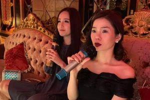 Mai Phương Thúy cùng Lệ Quyên hát 'Để cho em khóc' và nhắn gửi Vy Oanh