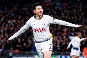 Son Heung-min tỏa sáng giúp Tottenham vượt qua Dortmund
