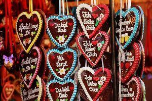 Hàu, bánh quy và các món ăn khoái khẩu nhất mùa Valentine