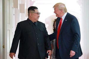 Từ Singapore đến HN: Đường gập ghềnh sau cuộc gặp Trump - Kim lần đầu
