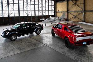 Khi bán tải hạng nặng Ford F-150 kết hợp với 'ngựa hoang' Mustang