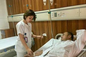 Cứu bệnh nhân đứng trước cửa tử vì biến chứng rò hậu môn