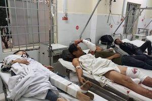 Vụ lật xe tại Khánh Hòa: Đa phần đã ra viện, chỉ còn 9 người nằm lại điều trị