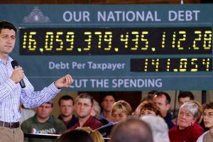 Nợ công Mỹ chạm 'cột mốc bất hạnh'