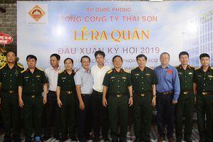 Tổng công ty Thái Sơn ra quân đầu Xuân Kỷ Hợi 2019