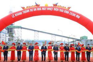 Thủ tướng Nguyễn Xuân Phúc dự khánh thành Nhà máy Nhiệt điện Thái Bình