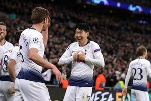 Vùi dập Dortmund, Tottenham rộng cửa đi tiếp