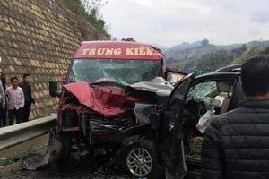 Vụ tai nạn trên cao tốc 12 người thương vong: Tài xế xe 7 chỗ có nồng độ cồn trong máu