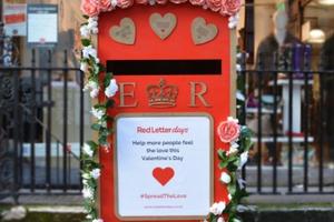 Xoa dịu những trái tim đơn côi trong Ngày Valetine ở Anh