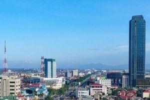 Thành phố Hà Tĩnh là đô thị loại II trực thuộc tỉnh Hà Tĩnh