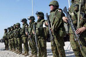 Lo thiếu quân, Nhật Bản tăng cường nữ binh