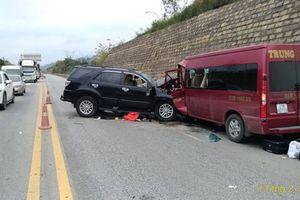 Tai nạn cao tốc Hà Nội - Lào Cai: 2 tài xế có nồng độ cồn trong máu