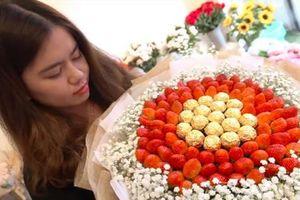 Giới trẻ đón ngày valentine 14/2: Độc đáo quà tặng