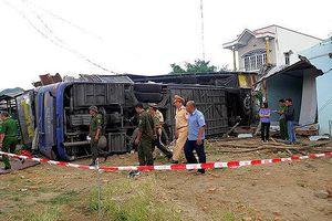 Xe khách đâm sập nhà dân ở Nha Trang: Tài xế chạy xe quá tốc độ