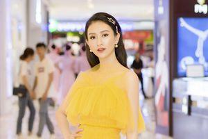 Người đẹp Hà Thu tiết lộ về kế hoạch lấn sân điện ảnh