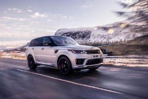 Range Rover Sport HST trang bị động cơ hoàn toàn mới 400 mã lực