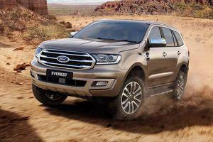 Đánh giá chi tiết Ford Everest 2019 bản mới nhất