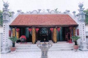 Hà Nội xếp hạng thêm 7 di tích lịch sử