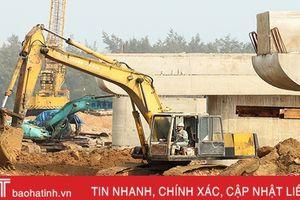 Dự án đường ven biển Hà Tĩnh: Khẩn trương từ những ngày đầu năm