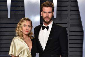 Miley Cyrus đăng ảnh 'nhạy cảm' của mình hài hước tặng chồng nhân dịp lễ Valentine