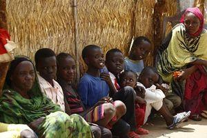 Hàng nghìn người tị nạn Nam Sudan tràn sang Cộng hòa Dân chủ Congo