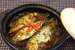 Cá mòi kho thơm nức, đưa cơm - món ngon đặc trưng của Hải Phòng