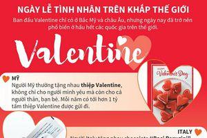 Tặng quà gì cho người yêu trong ngày Valetine?