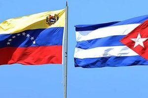 Cuba cảnh báo khả năng Mỹ can thiệp quân sự vào Venezuela