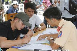 TP.HCM: Phát hiện ba tài xế container dương tính ma túy ở cảng Phú Hữu