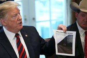 Ông Trump 'khoe' tìm được ngân sách 23 tỷ USD xây tường biên giới