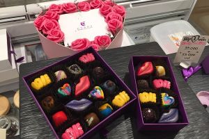 Lạc vào thế giới quà tặng Chocolate ngày Valentine 2019