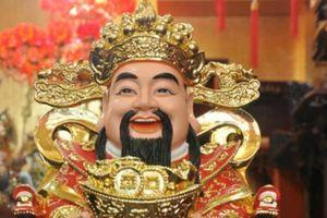 Văn khấn ngày vía Thần Tài mùng 10 tháng Giêng chuẩn nhất
