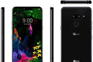 Lộ diện LG G8 ThinQ: smartphone cao cấp, ra mắt MWC 2019