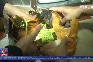 Nghệ An bắt đối tượng vận chuyển 2 kg ma túy đá
