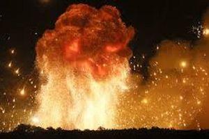Thanh Hóa: Một căn nhà bị nổ mìn trong đêm, nhiều người bị thương