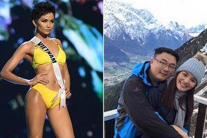 Cuộc sống của hoa hậu Việt duy nhất khiến H'Hen Niê 'lép vế'