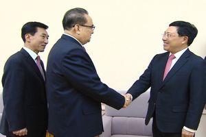 'Việt Nam sẵn sàng chia sẻ kinh nghiệm xây dựng đất nước với Triều Tiên'